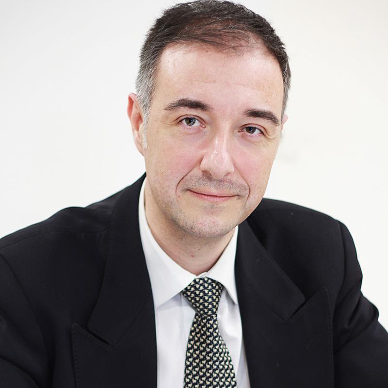 Francisco Calderón - CEO Crea Más Acción
